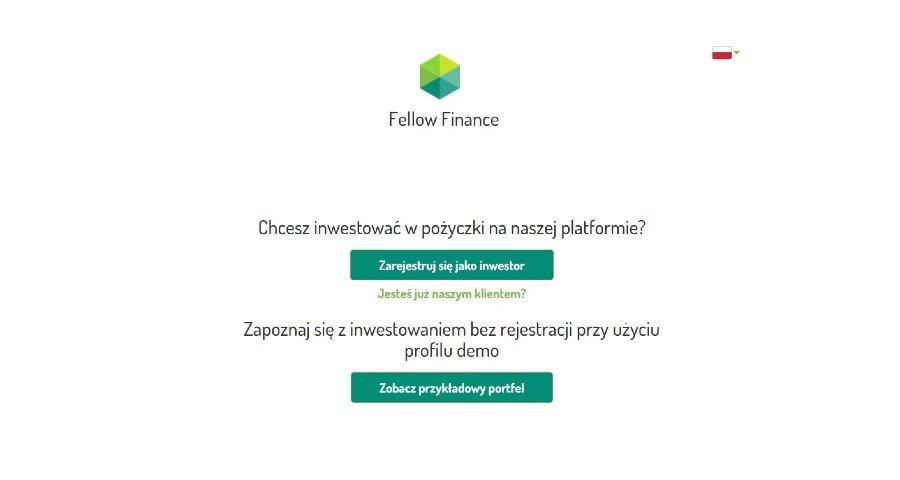 fellow finance rejestracja