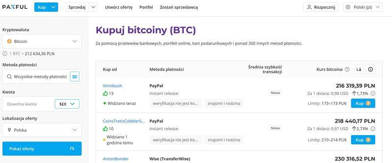 deposito bitcoins su paypal