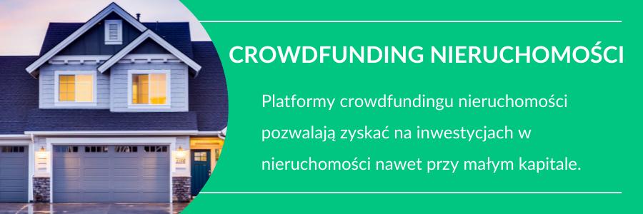 crowdfunding nieruchomości bezpieczna inwestycja