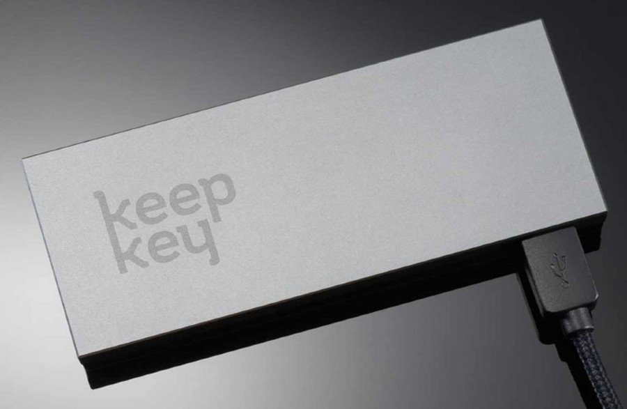 portfele kryptowaluty keep key