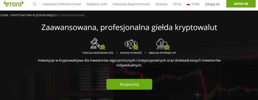 etoro broker kryptowalut