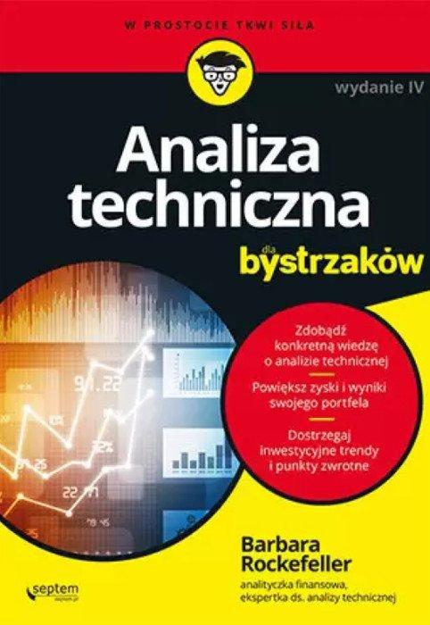 Analiza techniczna dla bystrzaków książki o analizie technicznej