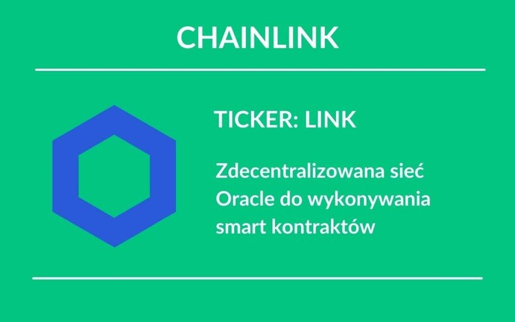 chainlink wschodząca kryptowaluta